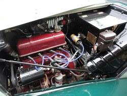 1937 MG TA to TB spec. Photo 4