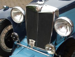 1935 MG 'N' Magnette Photo 3