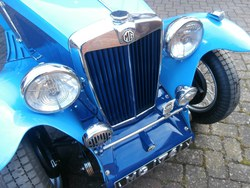 1935 NB Magnette Photo 11