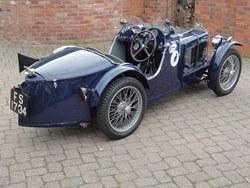1931 C type Montlhery Midget rep. Photo 14