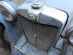 1934 MG PA. Now full details. Photo 4