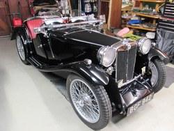 1934 MG PA Photo 15
