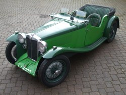 1933 S/CHARGED MG K1/KD Photo 2