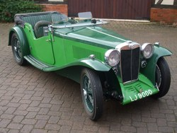 Image of 1933 S/CHARGED MG K1/KD