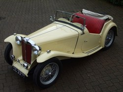 1946 MG TC Photo 2