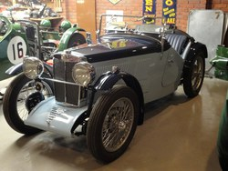 Image of 1933 MG J2