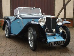 1935 MG 'N' Magnette Photo 2