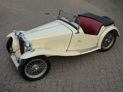 1946 MG TC Midget Photo 1