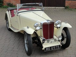 1946 MG TC Midget Photo 15
