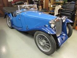 1933 L type Magna Photo 14