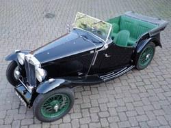 1934 NA Magnette Photo 2