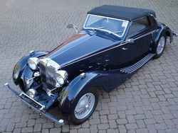 Image of 1937 Keller Bodied MG SA