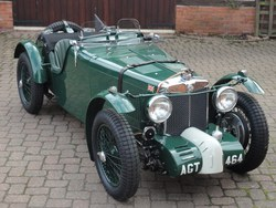 1933 MG K3 rep. Photo 2