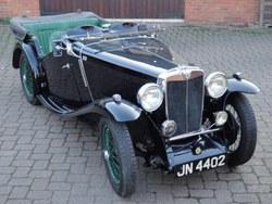 1934 NA Magnette Photo 15