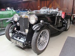 Image of 1934 MG PA