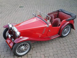 Image of 1934 A Historic MG PA