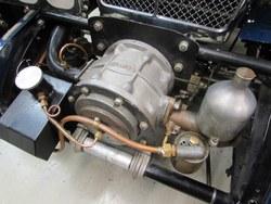 1933 MG J4  rep. Photo 8