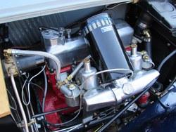 1939 MG TB  Tickford d.h.c.. Photo 6