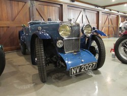 1932 Cycle wing J2 sports Photo 2