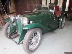 1936 MG PB  Midget Photo 2