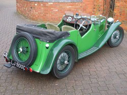 1933 S/CHARGED MG K1/KD Photo 15