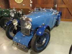 1932 Cycle wing J2 sports Photo 3