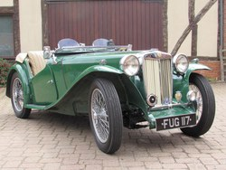 Image of 1938 MG TA