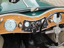 1937 MG TA to TB spec. Photo 5