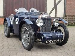 1931 C type Montlhery Midget rep. Photo 1
