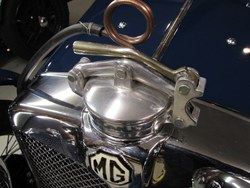 1933 MG J4  rep. Photo 15