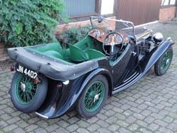1934 NA Magnette Photo 3