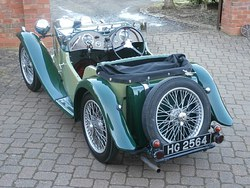 1934 MG PA Midget Photo 3