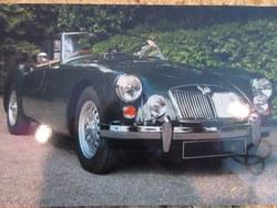 1959 Award winning MGA Twin Cam Photo 7