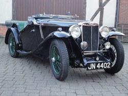 Image of 1934 NA Magnette