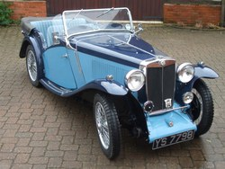 1935 MG 'N' Magnette Photo 12