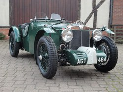 1933 MG K3 rep. Photo 15