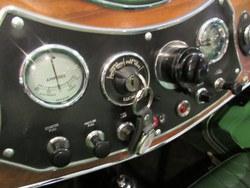 1939 MG TA Photo 8