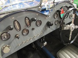 1933 MG J4  rep. Photo 10