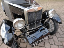 1929 M type Sportsmans Coupe Photo 12