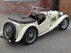 1946 MG TC Midget Photo 2