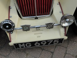 1946 MG TC Midget Photo 14