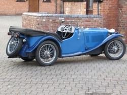 1933 L type Magna Photo 15
