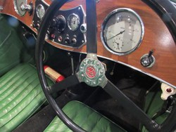 1939 MG TA Photo 9