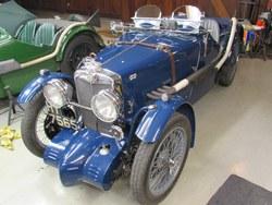 1933 MG J4  rep. Photo 2