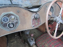 1934 MG PA. Now full details. Photo 5