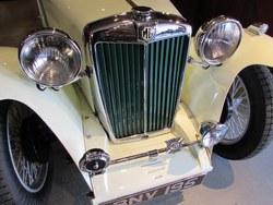 1939 MG TA Photo 3