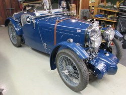 Image of 1933 MG J4  rep.
