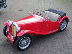 Image of 1946 MG TC