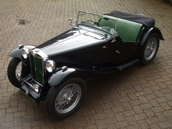 Image of 1947 MG TC