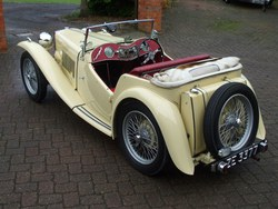 1946 MG TC Photo 12